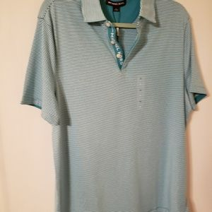 NWT Michael Kors Men's Polo Style Shirt